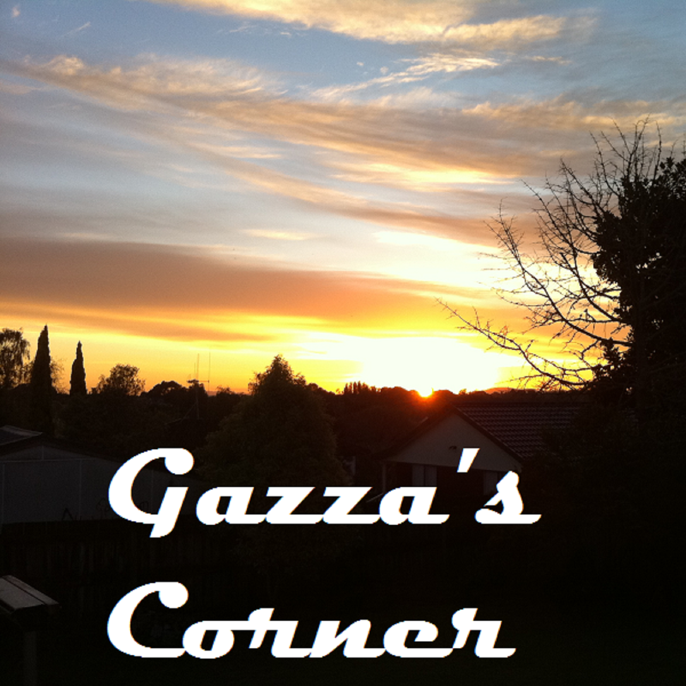 Gazza's Corner Podcast